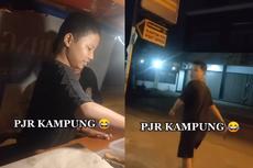 Viral, Video Bocah SMP Asal Bekasi Tirukan Suara Sirine Mobil Patwal Polisi, Ini Ceritanya...