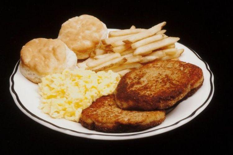 Makanan terakhir yang diminta Clydell Coleman, dieksekusi 5 Mei 1999