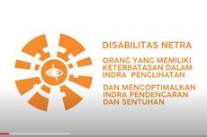 Cara Berinteraksi dengan Disabilitas Netra, Belajar dari Rumah TVRI 8 Juni SMP