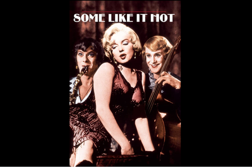 Sinopsis Some Like it Hot, Film Komedi yang Dibintangi Marilyn Monroe