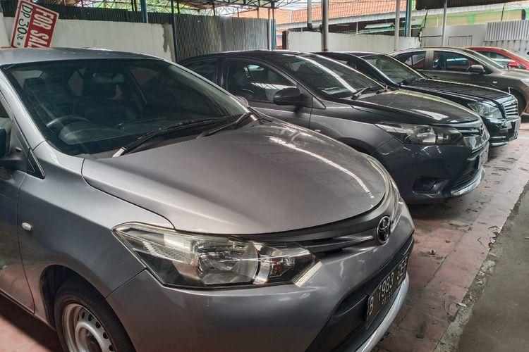 Mobil bekas taksi yang dipasarkan mulai dari Rp 50 Jutaan
