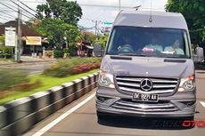 Kakorlantas Terima Mercedes-Benz Sprinter dari Jasa Raharja