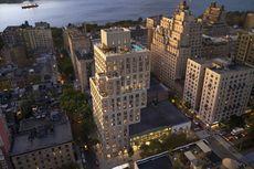 Apartemen 20 Lantai Dirancang dengan Bentuk Kantiliver