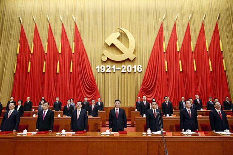 Partai Komunis China.