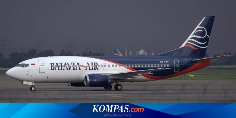 Daftar 6 Maskapai Penerbangan Indonesia yang Kini Tinggal ...
