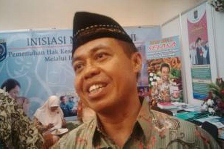 Wali Kota Depok Nur Mahmudi Ismail