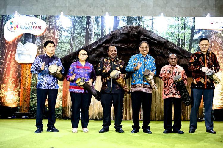 Pembukaan Kompas Travel Fair, Jumat (20/9/2019)