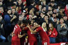 MK Dons Vs Liverpool, Milner Cetak Gol dan Assist