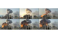 7 Fakta Ledakan di Beirut, Lebanon, Setara Seperlima Ledakan di Hiroshima