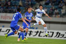 Memori Indah Irfan Bachdim Saat Merumput di Liga Jepang