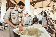 Blusukan Anies Dalam Satu Hari: Shalat Subuh di Masjid dan Kunjungi Gereja Tua di Mangga Dua