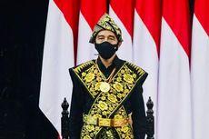 Baju Adat NTT yang Dipakai Jokowi Hanya Disiapkan 3 Hari