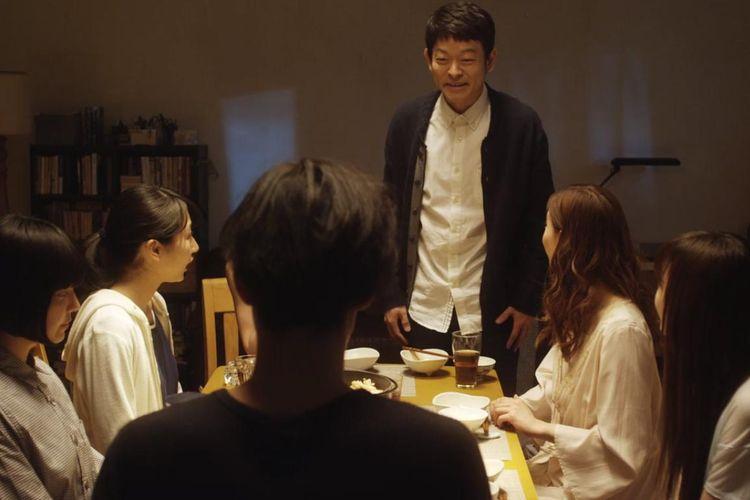 Drama Jepang Million Yen Women, tayang di Netflix.