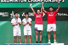 Final Thailand Open - Rekor Praveen/Melati Vs Dechapol/Sapsiree, Siapa Unggul?