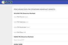 Cara Daftar DTKS dan Cek Penerima Bansos di cekbansos.kemensos.go.id