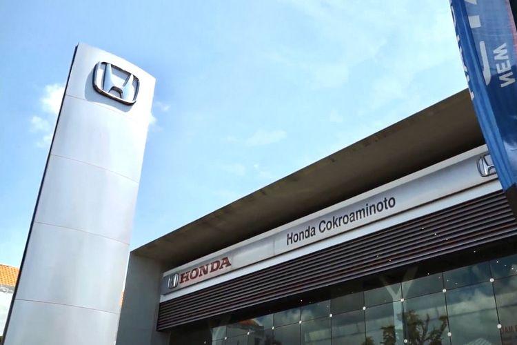 Diler Honda kedua di 2020 berdiri di Bali