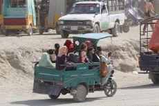 Takut Kawin Paksa oleh Taliban, Banyak Keluarga Tinggalkan Afghanistan