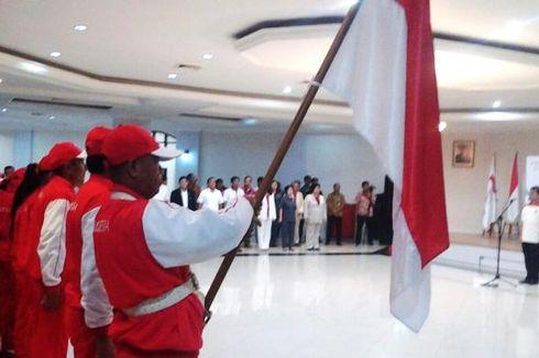 Menpora Lepas Kontingen Asian Games 2014
