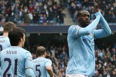 City Ungguli Southampton 3-1
