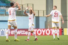 PSM Makassar Vs Kaya FC - Bermain 10 Orang, Juku Eja Gagal Menang
