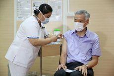 Terima Vaksin Covid-19, PM Singapura Serukan Warganya agar Divaksin