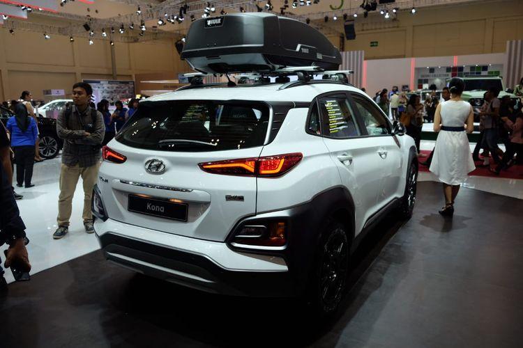 Hyundai Santa Fe di GIIAS 2019