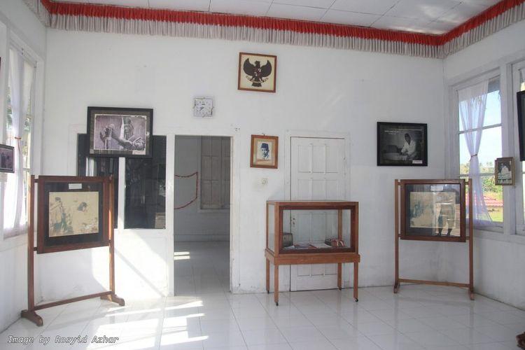 Museum Pendaratan Pesawat Amphibi Bung Karno