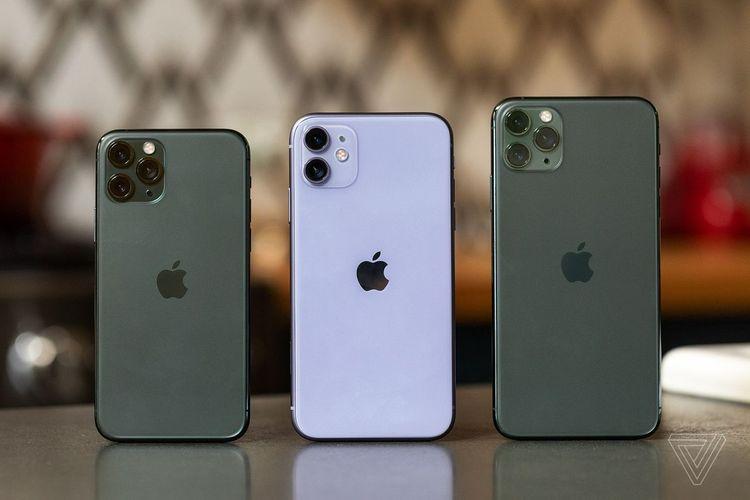 Lini iPhone 11