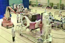India Ungkap Pesawat Luar Angkasa untuk Misi Pendaratan di Bulan