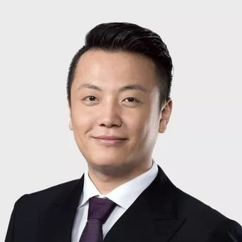 Mantan Vice President and President of Global Marketing Oppo, Brian Shen