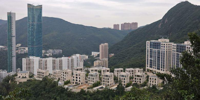 Mount Nicholson Road, Hong Kong