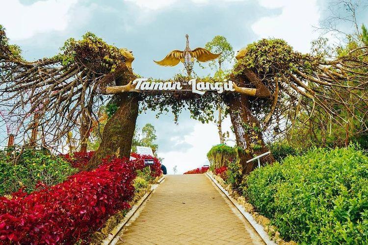 Taman Langit Gunung Banyak, Malang