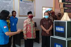 Modus Baru Peredaran Narkoba di Jateng, Sabu 0,55 Gram Diselipkan di Masker