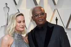 Chemistry Brie Larson dan Samuel L Jackson di Captain Marvel Tak Dibuat-buat
