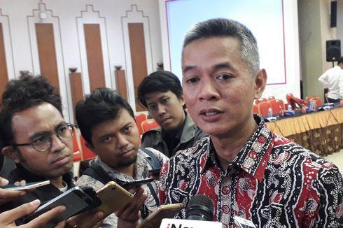 KPU Usul Moderator Debat Capres dari Kalangan Media