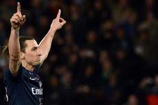 Ibra Sudah Bayangkan PSG Juara Liga Champions
