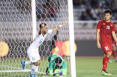 Timnas U-23 Indonesia Vs Vietnam, Garuda Muda Kalah Tipis