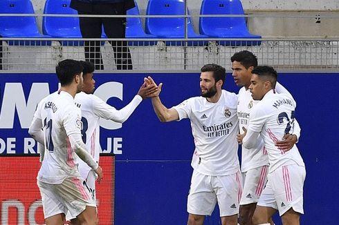 Atalanta Vs Real Madrid: Laga Ke-100 Beracun, 9 Kasus Cedera, dan Hantu 16 Besar
