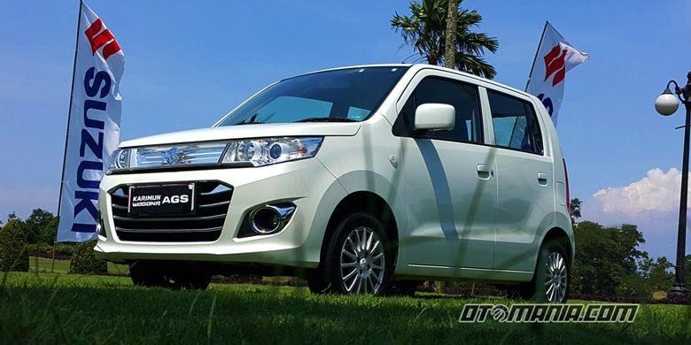 Peluncuran Suzuki Wagon R AGS