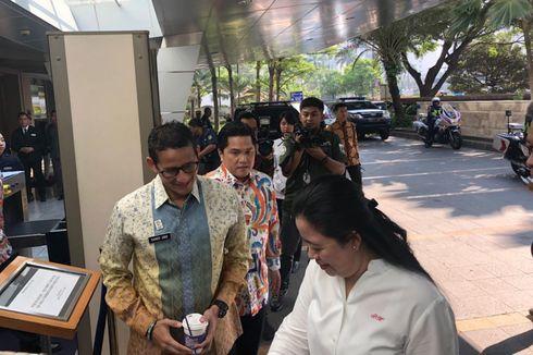 Kata Sandiaga, Menteri Puan Usulkan Siswa Tak Libur Saat Asian Games