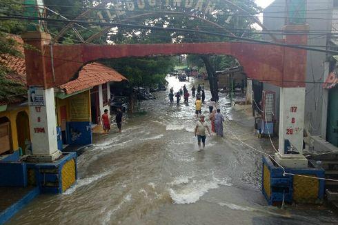 Korban Jiwa Bencana Banjir di Ciledug Kota Tangerang Bertambah