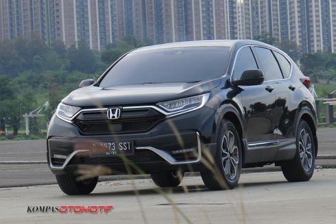 Biaya Perawatan Honda CR-V 5 Tahun, Tembus Rp 19 Juta Lebih