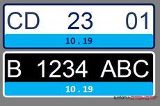 Pelat Nomor Biru Bukan untuk Mobil Hybrid dan PHEV