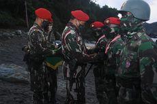 Danjen Kopassus Tutup Pendidikan PrajuritKomando Angkatan 105 di Cilacap