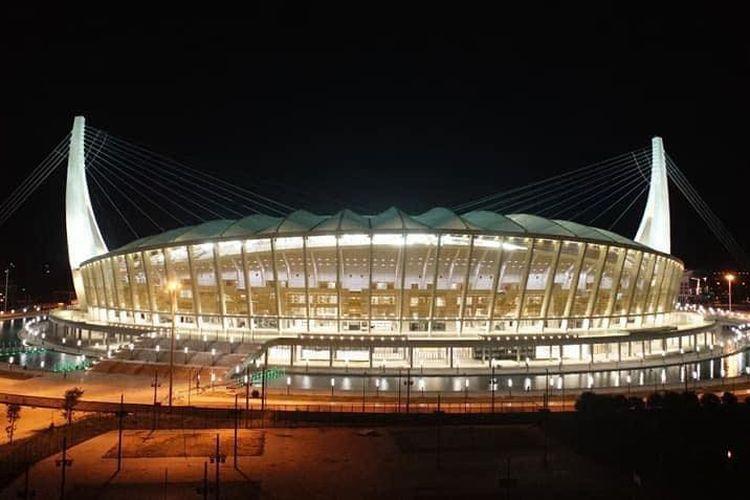 Kamboja kini memiliki stadion baru dari pemberian China. Stadion ini sebagai venue tuan rumah SEA Games 2023 mendatang.
