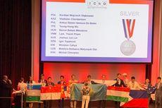 Bersaing 80 Negara, Tim Olimpiade Kimia Indonesia Raih 4 Medali di Perancis