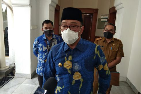 6 Daerah di Jabar Zona Merah, Ridwan Kamil Imbau Warga Tak Liburan