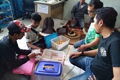 Kisah Sultan, Berjalan Kaki Jualan Onde supaya Bisa Belajar Online