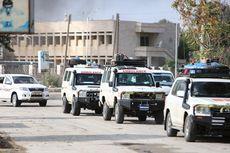 Patuhi Kesepakatan Gencatan Senjata, Pasukan Kurdi Suriah Tinggalkan