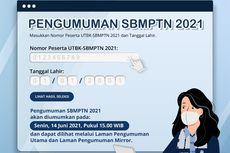 Hindari Web Down Saat Akses Pengumuman SBMPTN, Ini Imbauan LTMPT